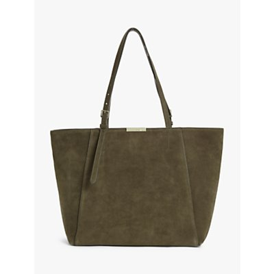 Coccinelle Cher Suede Tote Bag
