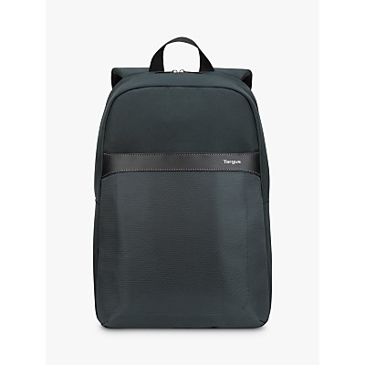 Targus Geolite Essential Backpack for Laptops up to 15 6     Black Ocean - 5051794024739