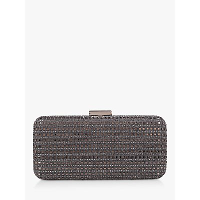 Carvela Shine Studded Clutch Bag