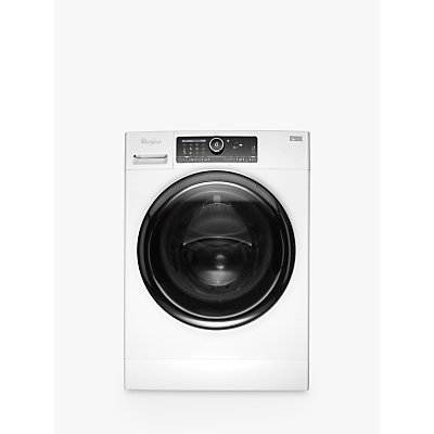 Whirlpool FSCR10432 Supreme Care Freestanding Washing Machine, 10kg Load, A+++ Energy Rating, 1400rpm Spin, White