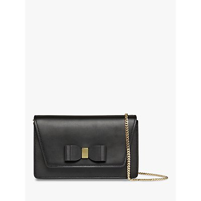 Ted Baker Keeiira Leather Matinee Clutch Bag