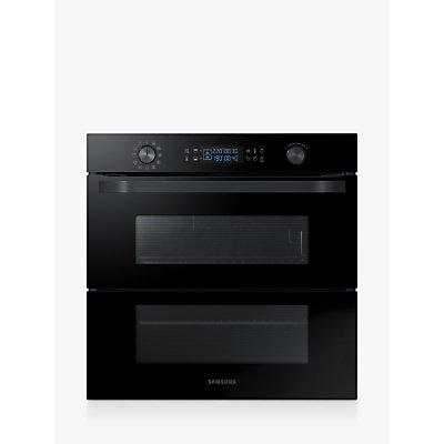 Samsung Dual Cook Flex NV75N5641RB/EU Electic Single Oven, A+ Energy Rating, Black