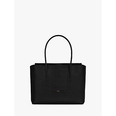 Furla Astrid Leather Tote Bag