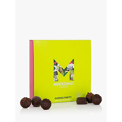 Montezuma's Garden Party Vegan Chocolate Truffles, 205g
