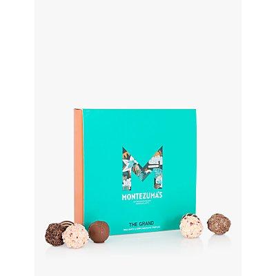 Montezuma's The Grand, Milk, White and Dark Chocolate Truffles 350g