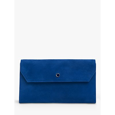 L.K.Bennett Dora Leather Clutch Bag