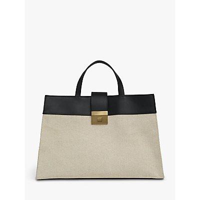 L.K.Bennett Lorelei Leather Tote Bag