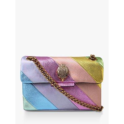 Kurt Geiger London Mini Kensington Cross Body Handbag, Multi