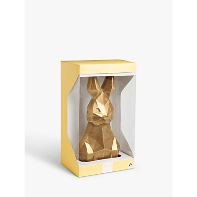 John Lewis & Partners Baxter Milk Chocolate Easter Bunny, 450g
