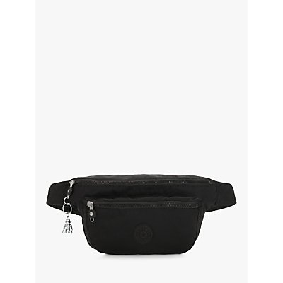 Kipling Yasemina XL Convertible Cross Body Bag, Rich Black