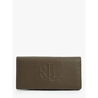Lauren Ralph Lauren Slim Leather Bi-Fold Wallet