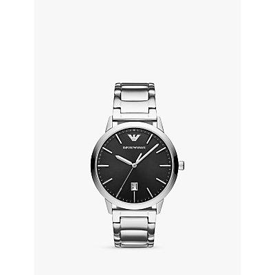 Emporio Armani Men s Date Bracelet Strap Watch - 4053858595675