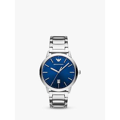 Emporio Armani Men s Date Bracelet Strap Watch - 4053858595682