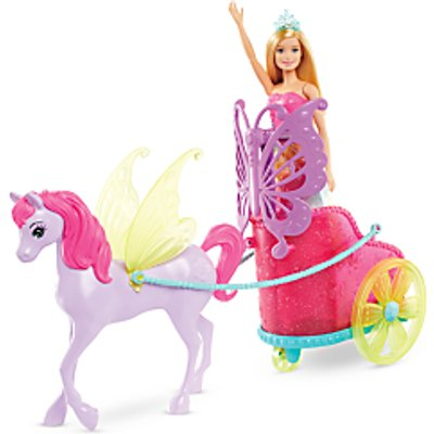 Barbie Dreamtopia Princess, Pegasus & Chariot