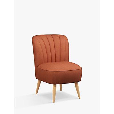 John Lewis & Partners Fluted Armchair, Light Leg