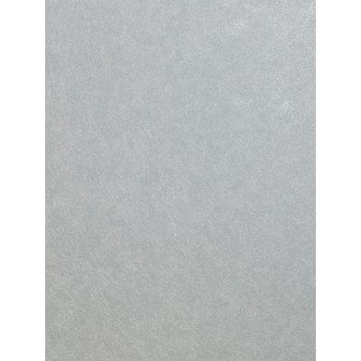 John Lewis & Partners Brushed Steel Vinyl Wallpaper, Grey