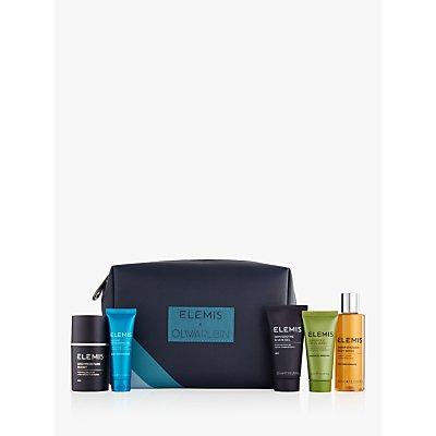 Elemis x Olivia Rubin Luxury Traveller for Him Skincare Gift Set