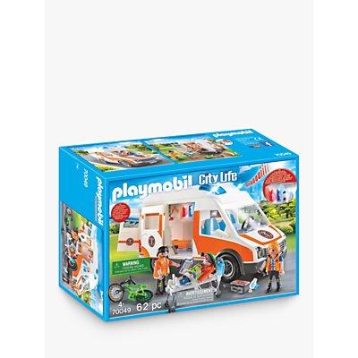 Playmobil City Life 70049 Ambulance