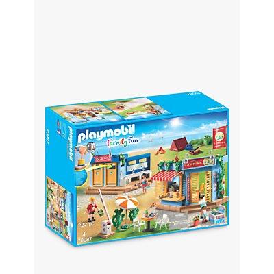 Playmobil Family Fun 70087 Large Campground