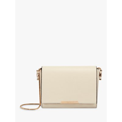 Fiorelli Mariah Chain Cross Body Bag, Vanilla