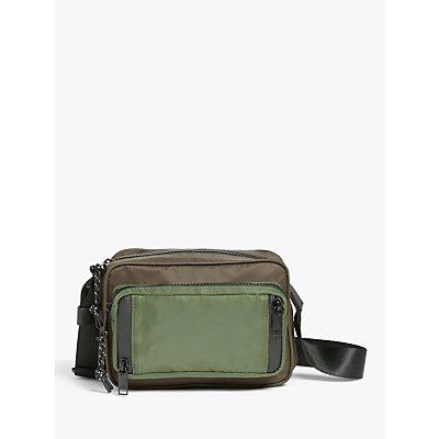 Kin Compact Multi-Pocket Cross Body Bag