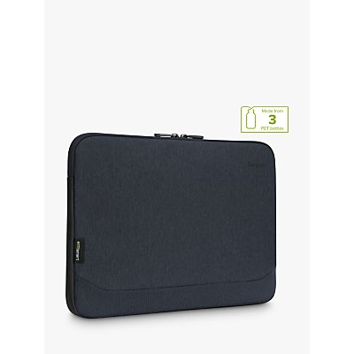 Targus Cypress Sleeve with EcoSmart  for Laptops up to 12  Navy - 5051794029970