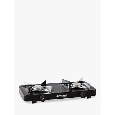 Outwell Appetizer 2-Burner Gas Stove BBQ
