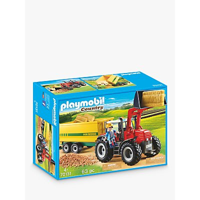 Playmobil Country 70131 Tractor