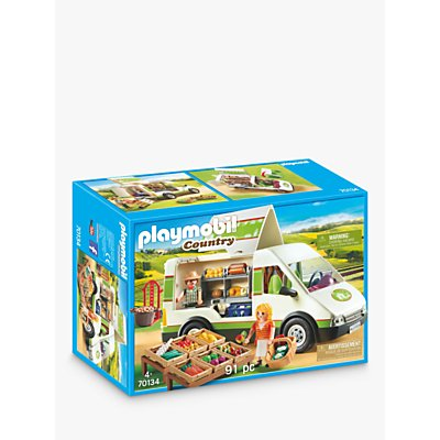Playmobil Country 70134 Mobile Farm Market