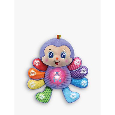 VTech Musical Cuddle Bug Soft Toy