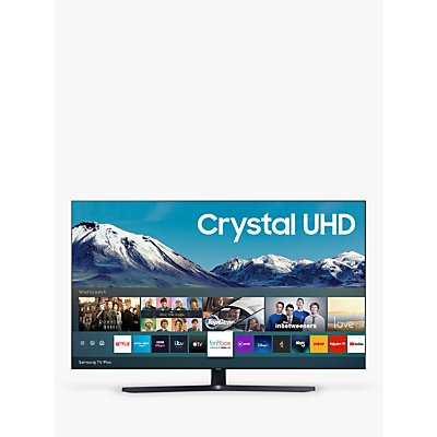 Samsung UE55TU8500 (2020) HDR 4K Ultra HD Smart TV, 55 inch with TVPlus, Black