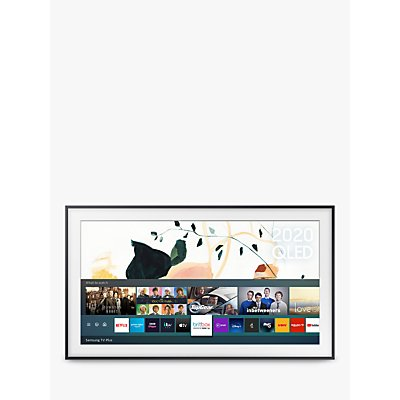 Samsung The Frame (2020) QLED Art Mode TV with No-Gap Wall Mount, 43 inch