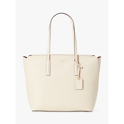 kate spade new york Margaux Large Leather Tote Bag