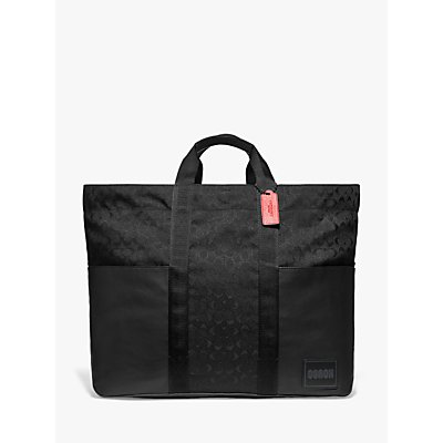 Coach Pacer Tote Bag, Black