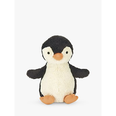 Jellycat Peanut Penguin Soft Toy, Medium