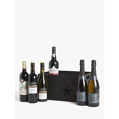 John Lewis & Partners Wine Crate