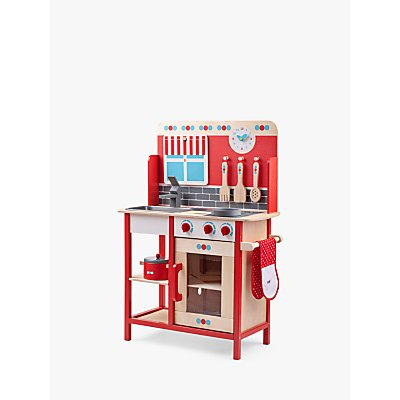 Bigjigs Wooden Play Kitchen