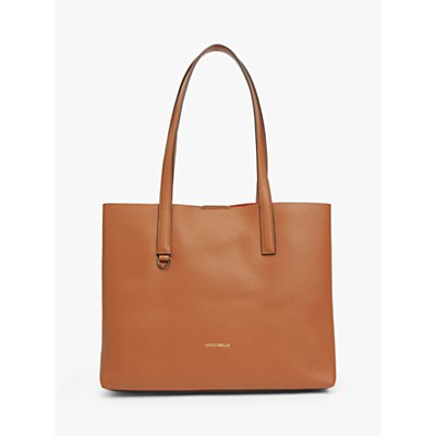 Coccinelle Matinee Leather Tote Bag