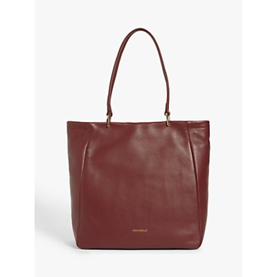 Coccinelle Rendez-Vous Leather Tote Bag