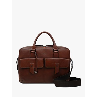 Radley Chiswick Large Leather Multiway Bag  Tan - 5025546517626