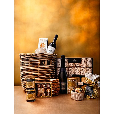 John Lewis & Partners Spirit of Christmas Hamper