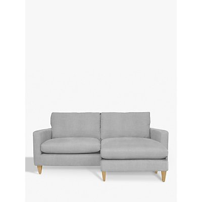 John Lewis Bailey Fixed Cover RHF Chaise End Sofa
