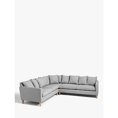 John Lewis & Partners Bailey Scatter Back Corner Sofa
