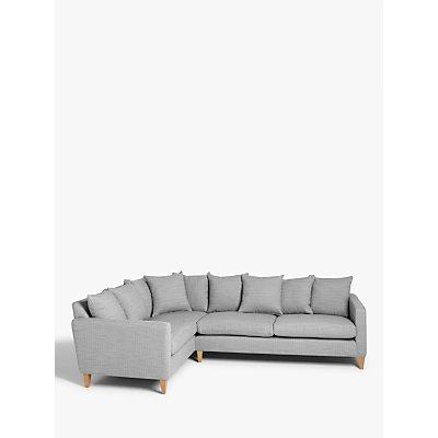 John Lewis & Partners Bailey Scatter Back LHF Corner End Sofa