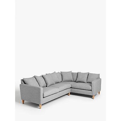 John Lewis & Partners Bailey Scatter Back RHF Corner End Sofa