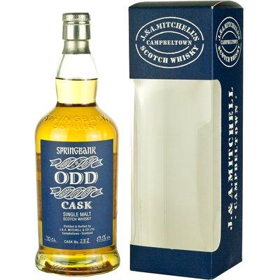Springbank ODD 12 Year Old 1997 Rum Cask - 700220767447