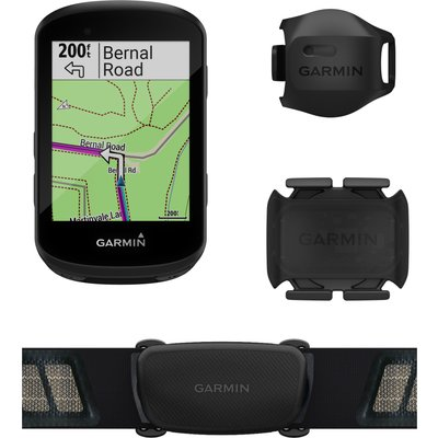 Garmin - Edge 530 GPS Enabled Computer - Performance Bundle