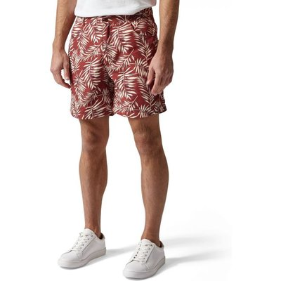 Whitehaven Shorts - Red Earth Print