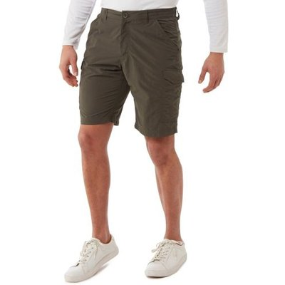 NosiLife Cargo II Shorts - Woodland Green