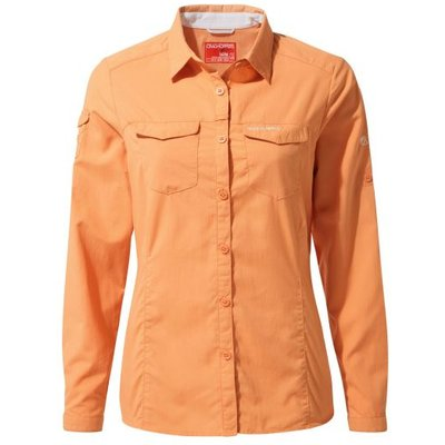 NosiLife Adventure II Long-Sleeved Shirt - Soft Apricot